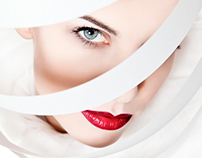 Linear White