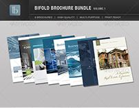 Bifold Brochure Bundle | Volume 1