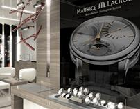 Maurice LaCroix boutique - Kuala Lumpur