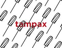 TAMPAX / Publicité
