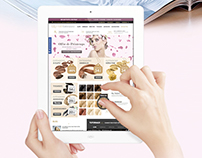 E-commerce 1001Extensions Website