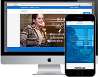 Universidad Hebraica :: webiste