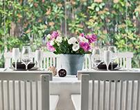 Eat in Garden