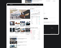 NEWS FINANCE SITE