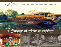 Website Design for NaazKashmir