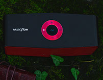 Product Photography LG- Music flow