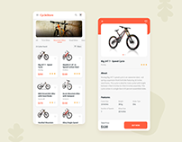 Cycle E-commerce Shop
