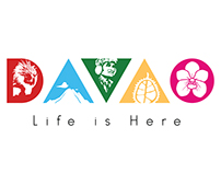 Davao Life is Here Logo Making Contest Winner
