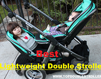 Best Lightweight Double Stroller In 2017 – Buying Guide