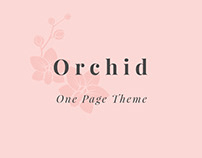 Orchid - Beauty Salon Theme