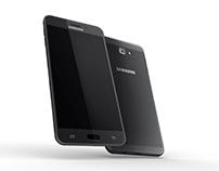 SamsungOn7PrimeBLACK