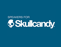 Desktop speakers for skullcandy