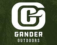 Gander Outdoors Logo Exploration