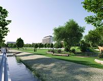 Urban Planning - Belsenpark Düsseldorf