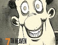7TH HEAVEN a short comic