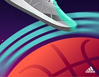 Adidas Ads design challenge