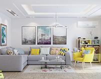 Colorful Living Design