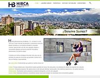 HIbca - Iberoamericana de Bebidas . Caracas Venezuela