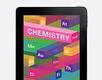 Holt Chemistry | Conceptual Ebook Design