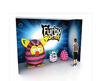 Window Dressing Furby Boom Dubai