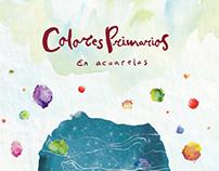 Colores Primarios - En acuarelas