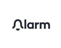 Alarm Branding Logo