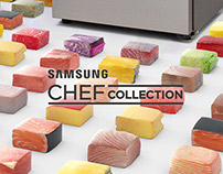 CAMPAÑA CHEF COLLECTION