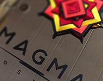 HOSTAL MAGMA // Branding