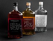 SIREN'S CALL – rum packaging