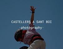 CASTELLERS A SANT BOI. Event photography