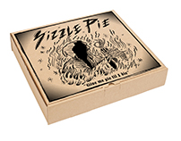 Sizzle Pie // Pizza Box