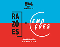"MNAC Lisbon ""Reasons and Emotions"" exhibition"