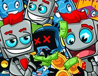 Telegram bot stickers