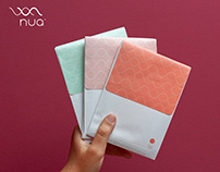Product Shoot for Nua Sanitary Pads