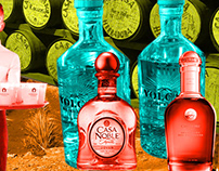 Americans' thirst for 'super premium' tequila