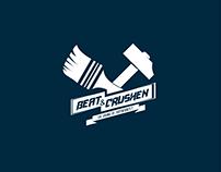 Beat & Crushen logo