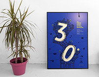 30º Premio Design MCB - Poster Competition