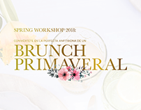 Spring Brunch Workshop - Branding Project