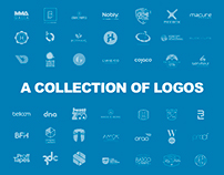 A collection of logos