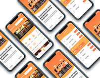 UI/UX App Barpass