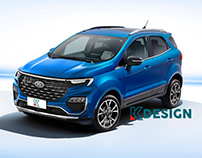 Ford EcoSport 202?