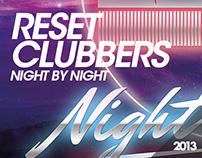 Reset Clubbers / Fiesta Night by Night