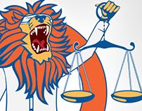 Logos e mascotes para comissões de formatura