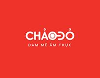 Chảo Đỏ logo design