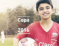 Copa Claro 2016 / La mirada de un soñador