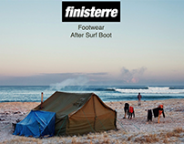 Finisterre After Surf Boot