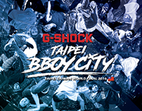 2016 G-SHOCK Taipei BBoyCity World Final