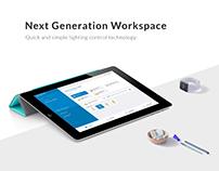 IQnext Lighting Control App