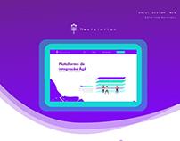Web Interface - Nextstation