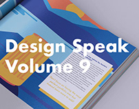 Design Speak Vol 9